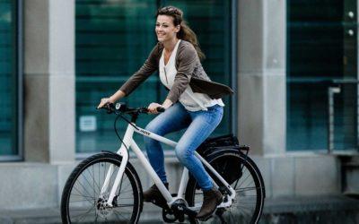 Möve Bikes bei Jung & Volke